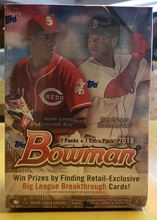 Picture of 2018  Topps Bowman Blaster Box