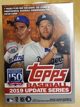 Picture of 2019 Topps Update Blaster Box