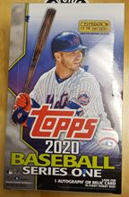 Picture of 2020 Topps Baseball Series 1 Hobby Box